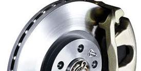 Brake rotor, disc, caliper service and repair